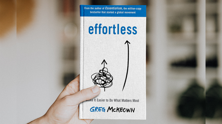 Book review- effortless